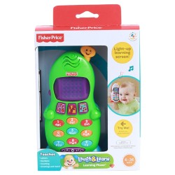 Fisher-Price Laugh &Learn Learning Phone (6 - 36 Months)