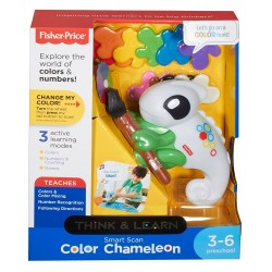 Fisher-Price Think & Learn Smart Scan Color Chameleon (3 - 6 Years)