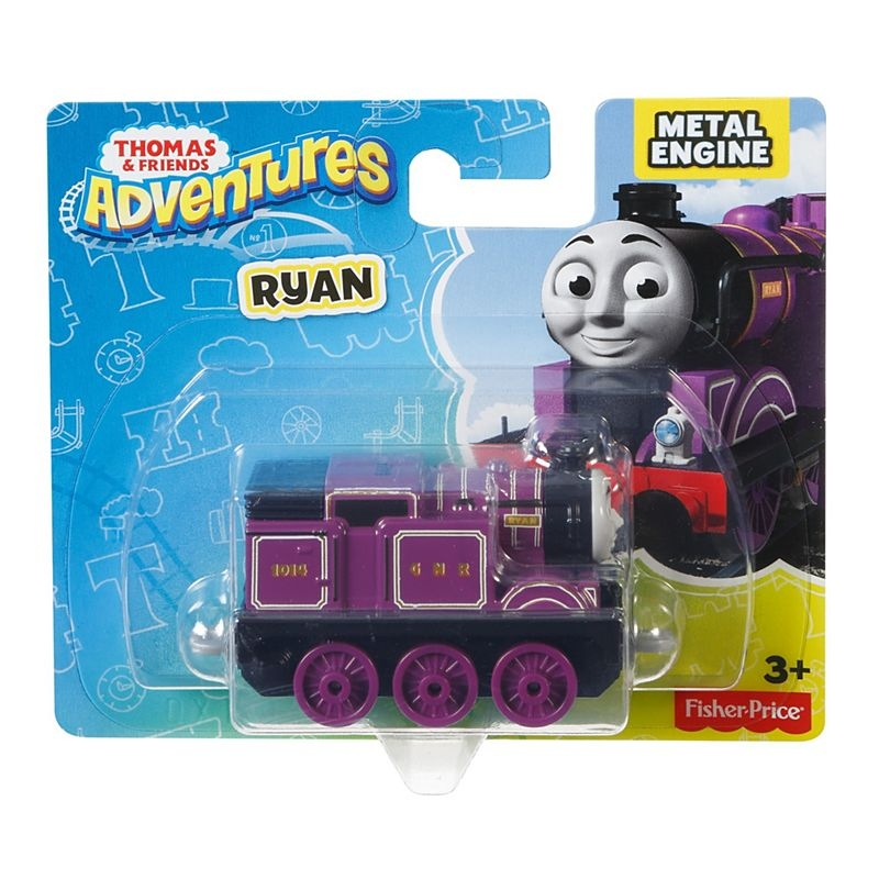 Thomas Amp Friends Adventures Ryan 3 Years