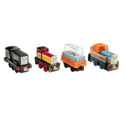 Thomas & Friends Thomas Adventures Dieselworks Fix-Up (3+ Years)