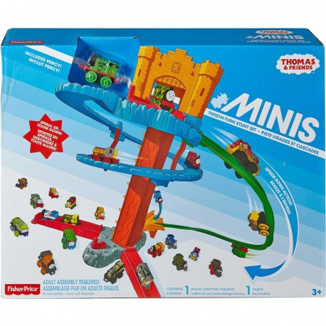 Thomas & Friends MINIS Twist-n-Turn Stunt Set (3+ Years)