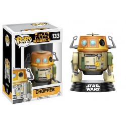 Funko Pop! Star Wars 133: Rebels - Chopper