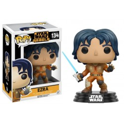 Funko Pop! Star Wars 134: Rebels - Ezra