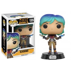 Funko Pop! Star Wars 135: Rebels - Sabine