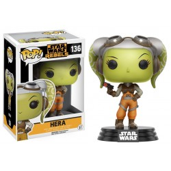 Funko Pop! Star Wars 136: Rebels - Hera