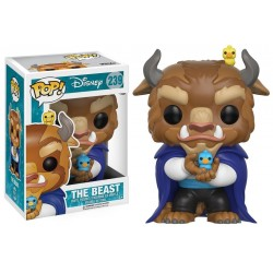 Funko Pop! Disney 239: Beauty & The Beast - The Beast