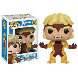 Funko Pop! Marvel 181: X-Men - Sabretooth