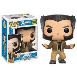 Funko Pop! Marvel 185: X-Men - Logan