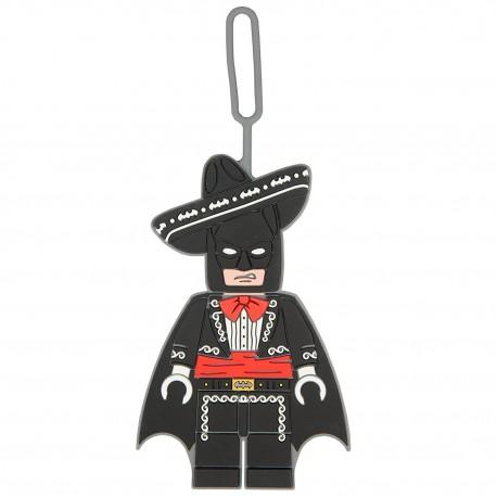 LEGO Batman Movie Mariachi Bat Luggage Tag