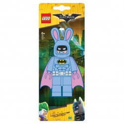 LEGO Batman Movie Easter Bunny Batman Luggage Tag