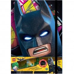 LEGO Batman Movie Light Up Journal