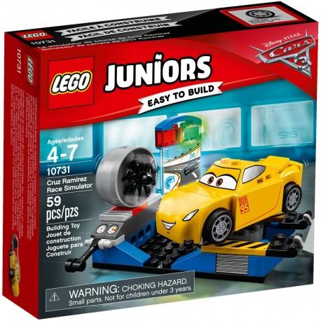 LEGO Juniors 10731 Cruz Ramirez Race Simulator