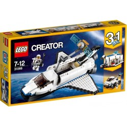 LEGO Creator 31066 Space Shuttle Explorer
