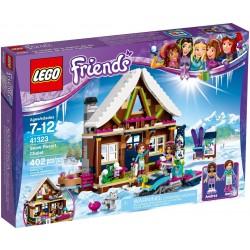 LEGO Friends 41323 Snow Resort Chalet