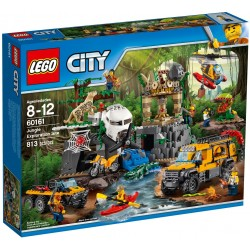 LEGO City 60161 Jungle Exploration Site