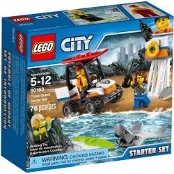 LEGO City 60163 Coast Guard Starter Set
