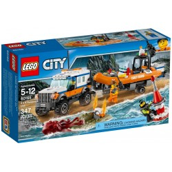 LEGO City 60165 Response Unit