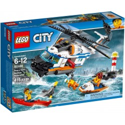 LEGO City 60166 Heavy-Duty Rescue Helicopter