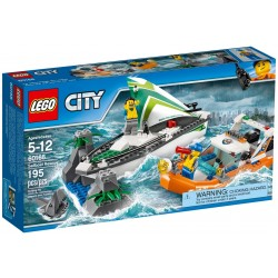 Lego City 60168 Sailboat Rescue