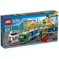 LEGO City 60169 Cargo Terminal