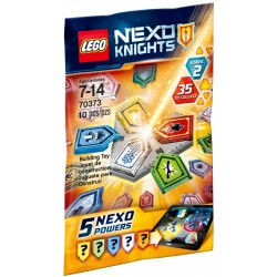 LEGO Nexo Knights 70373 Combo NEXO Powers Wave 2