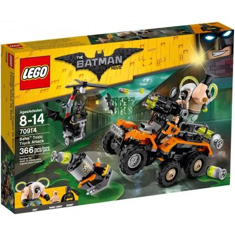 LEGO Batman Movie 70914 Bane Toxic Truck Attack