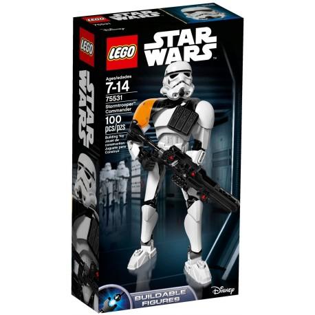 LEGO Star Wars 75531 Stormtrooper Commander