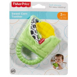 Fisher-Price Newborn Sweet Corn Teether (3+ Months)
