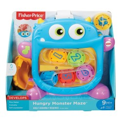 Fisher-Price Infant Hungry Monster Maze (9+ Months)