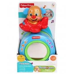 Fisher-Price Laugh and Learn Puppy's Crawl-Along Musical Ball (3 - 36 Months)