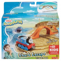 Thomas & Friends Thomas Adventures Shark Escape Track Pack (3+ Years)