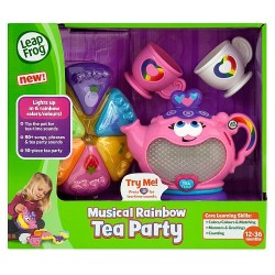 LeapFrog Musical Rainbow Tea Party (1-3 yrs)