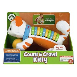 LeapFrog Count and Crawl Kitty (9-24 months)