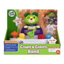 LeapFrog Scout's Count and Colors Band (6-24 months)