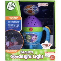 LeapFrog Scout's Goodnight Light (9-24 months)