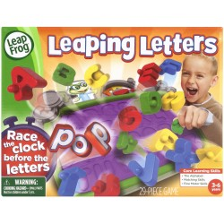LeapFrog Letter Factory Leaping Letters (3-6 yrs)