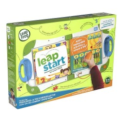 LeapFrog LeapStart Preschool and Pre-Kindergarten Interactive Learning System (2-4 yrs)