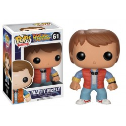 Funko Pop! Movies 49: Back To The Future - Marty McFly