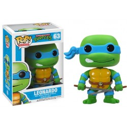 Funko Pop! TV 63: Teenage Mutant Ninja Turtles - Leonardo