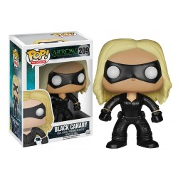 Funko Pop! TV 209: Arrow - Black Canary