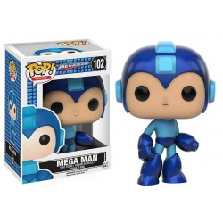 Funko Pop! Games 102: Mega Man - Mega Man