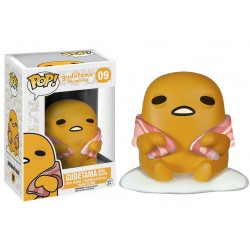 Funko Pop! Animation 09: Sanrio - Gudetama with Bacon