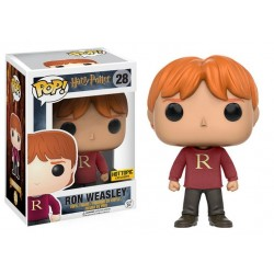 Funko Pop! Movies 28: Harry Potter - Ron Weasley [Exclusive]