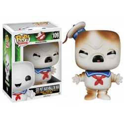 Funko Pop! Movies 109: Ghostbusters - Toasted Stay Puft Marshmallow Man (6 inch)
