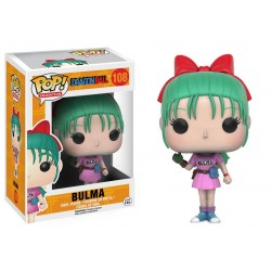 Funko Pop! Animation 108: Dragonball Z - Bulma