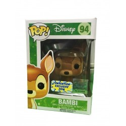Funko Pop! Disney 94: Bambi (Flocked - Convention Exclusive 2016)