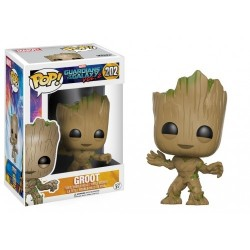 Funko Pop! Marvel 202: Guardians Of The Galaxy Vol. 2 - Groot