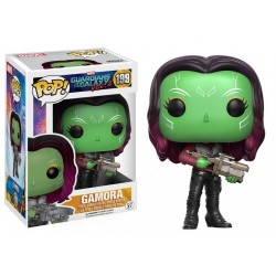 Funko Pop! Marvel 199: Guardians Of The Galaxy Vol. 2 - Gamora