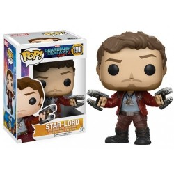 Funko Pop! Marvel 198: Guardians Of The Galaxy Vol. 2 - Star-Lord