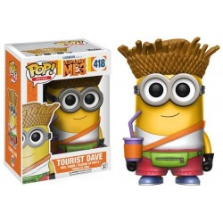 Funko Pop! Movies 418: Despicable Me 3 - Tourist Dave